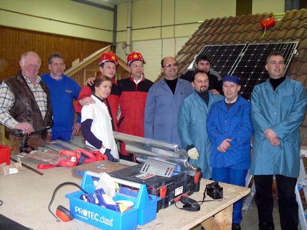 Македонија нема стручен кадар за монтирање соларни инсталации.