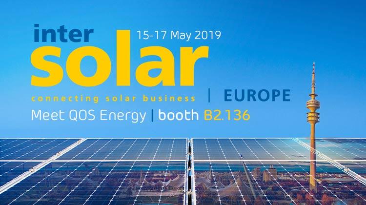 Повик за организирана посета на саемот INTERSOLAR во Минхен, Мај 2019
