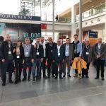 """Посета на најголемиот саем за соларна техника  """"Интер Солар"""" во Минхен, Германија"""