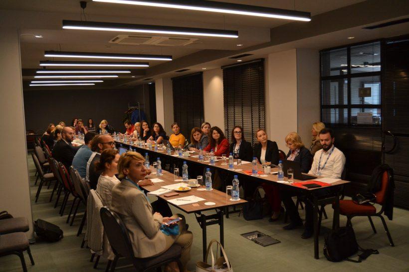 Презентација на BSO Champions service во рамките на Проектот на УСАИД за развој на деловниот екосистем